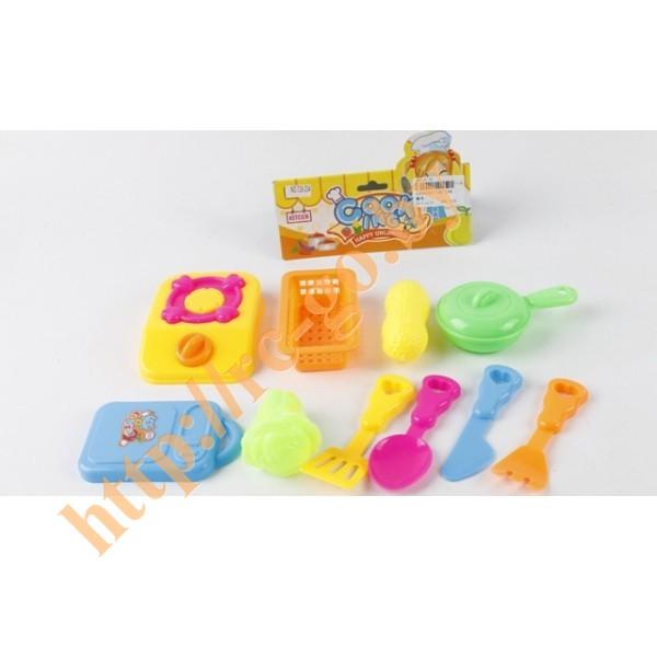 895255a5485aa Набор посуды и продуктов Cooking . Наборы посуды для приготовления ...
